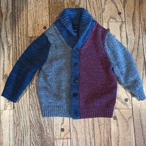 EUC Gap Color Block Sweater